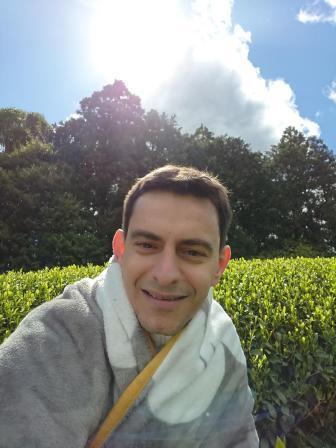 , Cold Tea Garden!