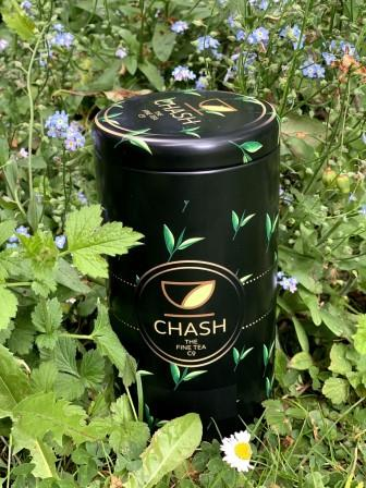 , CHASH Tea Caddy !!