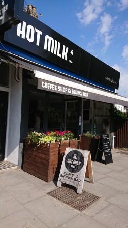 , Cafe Life Starts to Returns