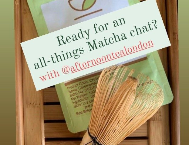 , Live Matcha Session!
