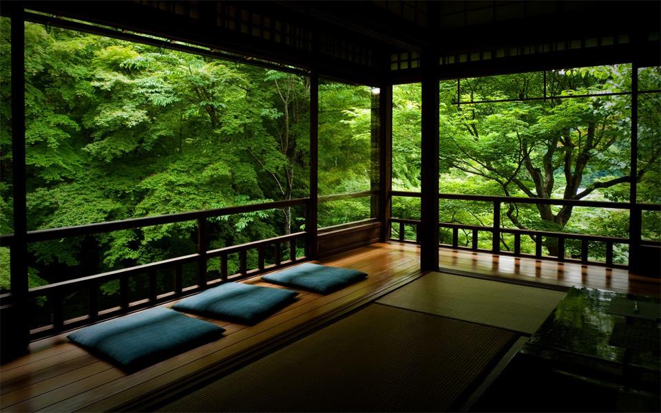 Chashitsu - Tea Room